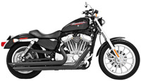 Freedom Performance Exhaust Patriot Long Black Exhaust