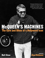 Motorbooks International McQueen's Machines Book