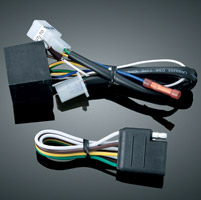 Kuryakyn 5 to 4-Wire Converter for Universal Trailer Wiring and Relay Harness