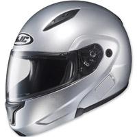 HJC CL-MAX II Light Silver Modular Helmet