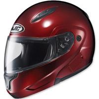 HJC CL-MAX II Wine Modular Helmet
