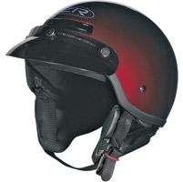 Z1R Drifter Wine Half Helmet