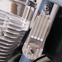 Wire Plus Chrome Chopper Style System with Automotive Start