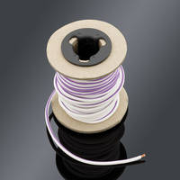 Novello 2-Color  White/Purple Custom Wiring