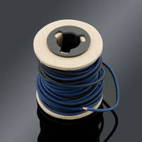 Novello 2-Color Blue/Black Custom Wiring