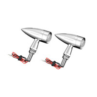 Show Chrome Accessories LED Torpedo Lights