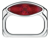 Arlen Ness Raduis Taillight/Turn Signal Kit