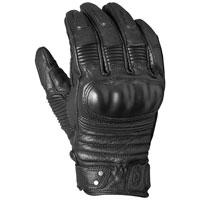 Roland Sands Design Apparel Men's Berlin Black Gloves