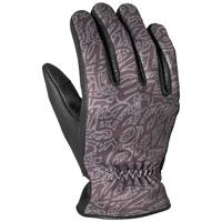 Roland Sands Design Apparel Men's Springfield Black Gloves