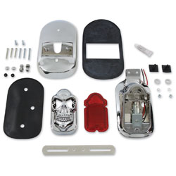 V-Twin Manufacturing Tombstone Taillight Kit