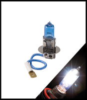 Putco Pure Premium Lighting Ion Spark White H3 - Halogen Bulbs