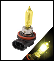 Putco Pure Premium Lighting Jet Yellow H9 - Halogen Bulb