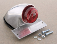 J&P Cycles® V-Twin Manufacturing Replica Sparto Taillight