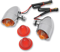 J&P Cycles® Mini Retro-Style Marker Light