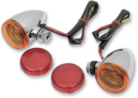 J&P Cycles® Mini Deuce Marker Lights