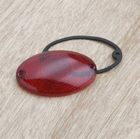 Mini Cateye Taillight Replacement Lens