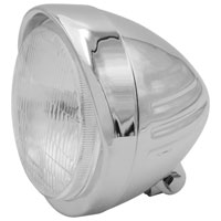 5-3/4″ Custom Springer-Style Headlight Assembly