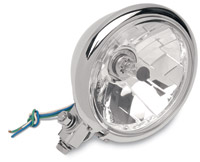 5-3/4″ Diamond-Style Bottom-Mount Headlight