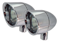 Lazer Star 35-Watt Vizor Driving Lights Small