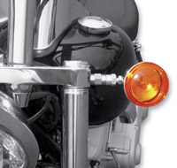 Front Turn Signal Relocation Kit