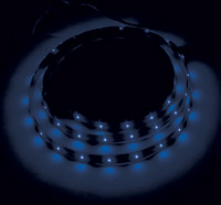 Blue LED Accent Lighting Kit Single 36″ Strip