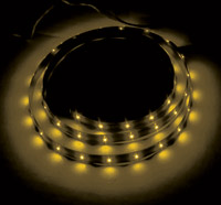 Yellow LED Accent Lighting Kit Single 36″ Strip