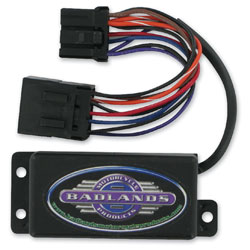 Badlands Turn Signal Load Equalizer III for Softail, Dyna, and Touring Models