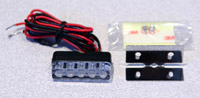 K&S LED License Plate Marker Light Bar