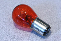 K&S Amber Replacement Bulb for Mini Wing Marker Lights