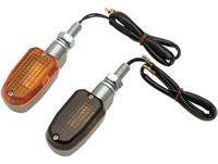 K&S Aluminum Oblong Marker Lights