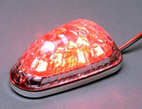 K&S Red LED Mini Triangle Marker Lights