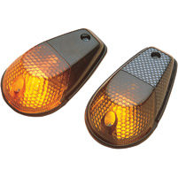 K&S Flush Mount Marker Lights