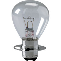 Replacement Bulbs 6V 25/25W T-6 DC Bayonet Base