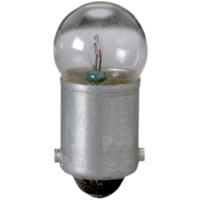 Replacement Bulbs 6V 15/15W T-6 DC Bayonet Base