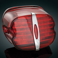 Kuryakyn Deluxe Panacea Taillight without License Plate Window