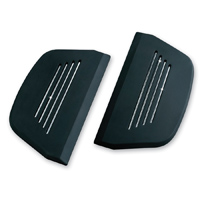 Kuryakyn Premium Traditional D-Shaped Passenger Board Inserts