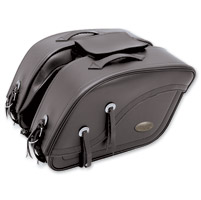 All American Rider Futura 2000 Detachable Slant Saddlebags