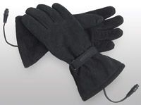 Gerbing's Heated Clothing Nubuck Heated Gloves