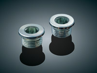 Kuryakyn 18mm Sensor Bung Plugs
