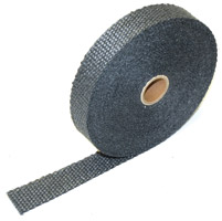Design Engineering Inc. 1″ x 50′ Exhaust Wrap - Black