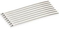 Design Engineering Inc. Stainless Steel Ties 8″