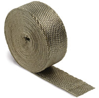 Design Engineering Inc. 2″ x 50′ Titanium Exhaust Wrap
