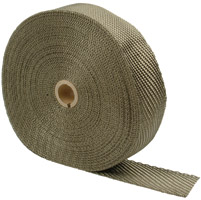 Design Engineering Inc. 2″ x 100′ Titanium Exhaust Wrap