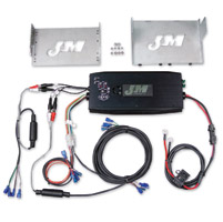 J&M Rokker Series 500 Watt 4-Channel AMP