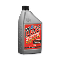 Lucas 10W40 Synthetic Moly Motor Oil