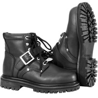 River Road Women's Crossroads Buckle Boots