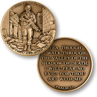 Motordog69 I Will Fear No Evil Coin