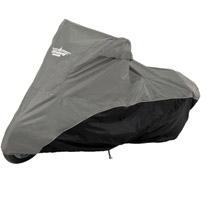 UltraGard Medium Charcoal/Black Bike Cover