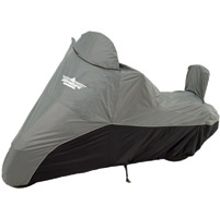 UltraGard Large Charcoal/Black Bike Cover