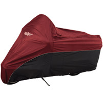 UltraGard X-Large Cranberry/Black Bike Cover
